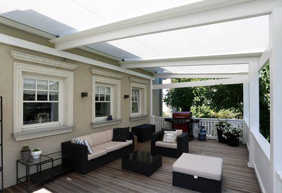 stylowa veranda